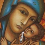 Celebration of the Feast of Mary, Mother of God